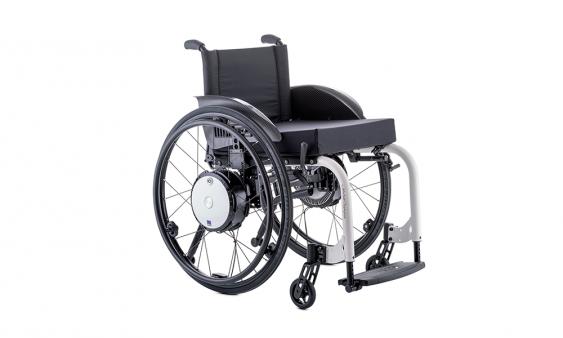 Kit de motorisation Twion pour fauteuil roulant