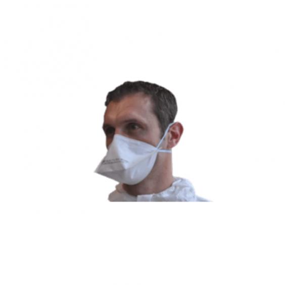 Masque de protection respiratoire FFP2 - Boite de 50 - CA DIFFUSION