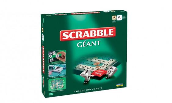 Jeu de Scrabble géant pour seniors et malvoyants Tinderbox games