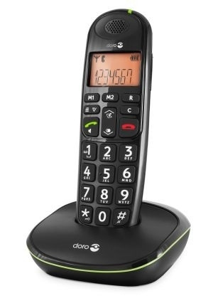Téléphone sans fil DORO EASY 100W 30DB - Holtex