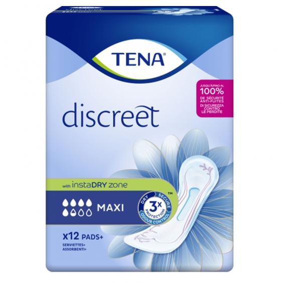Paquet Protection Absorbante Lady Maxi - Tena