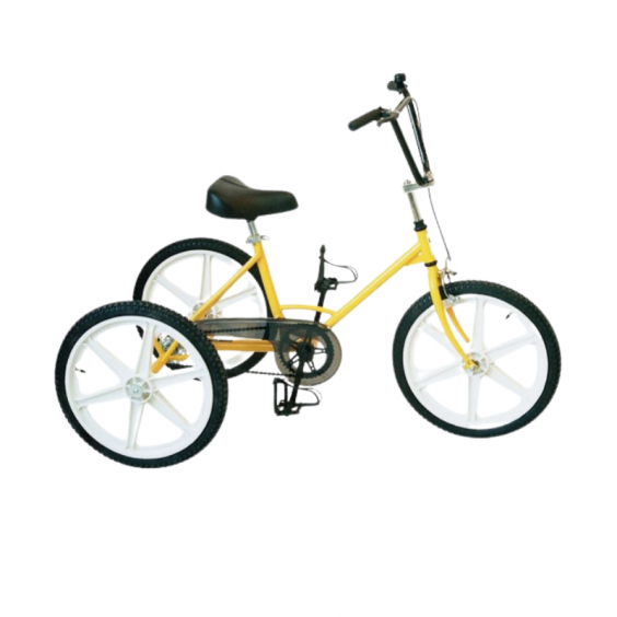 Tricycle adulte tonicross basic   harmonie medical service