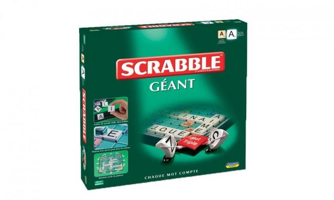 Scrabble géant pour séniors