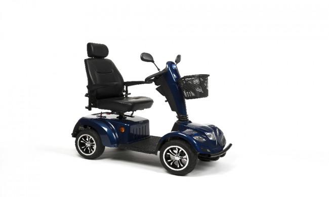 Scooter électrique Carpo 2 Eco Vermeiren