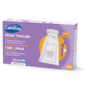 Sac urinaire homme CareBag - Pharmaouest