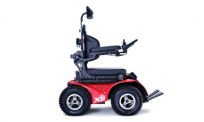Fauteuil roulant électrique tout terrain Extrême X8
