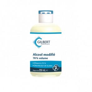 Alcool 70° 250ML - Laboratoire Gilbert