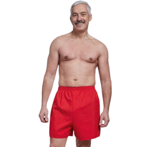 Short de bain homme Rouge taille S à XXL - Benefactor