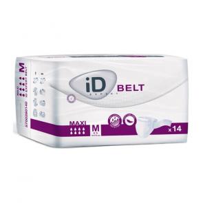Change complet Id expert belt - ontex