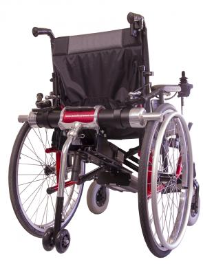 Motorisation pour fauteuil roulant minotor 2   Harmonie Medical Service