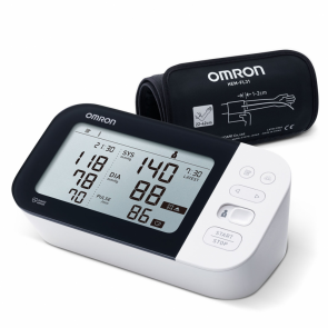 Tensiomètre Connecté OMRON M7 IT - Frafito