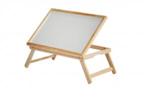 plateau de lit inclinable en bois