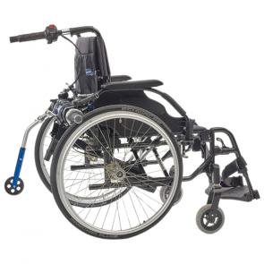 Motorisation pour fauteuil roulant pousseur 2.1 - Harmonie Medical Service
