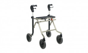 ROLLATOR 4 ROUES DOLOMITE MELODY Taille L