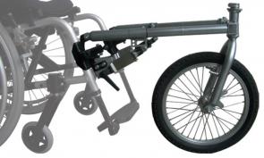 3ème roue pour fauteuil roulant Lomo 360