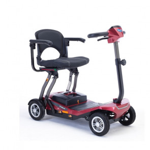 Scooter Scorpius rouge - Invacare