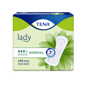 Paquet protections féminines lady normal - Tena
