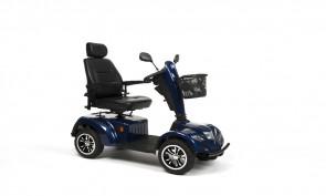 Scooter électrique Carpo 2 SE < 10 KM/H Argent