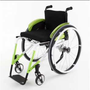 Fauteuil roulant manuel speedy 4 all pro activ | harmonie medical service
