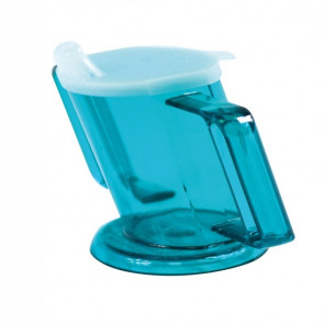 Tasse ergonomique HandyCup bleue - Identités