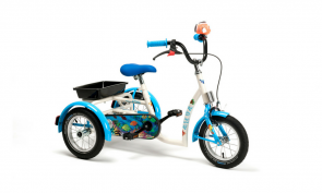 Tricycle junior handicap Aqua Vermeiren