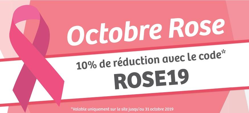 Octobre Rose 2019   Harmonie Médical Service