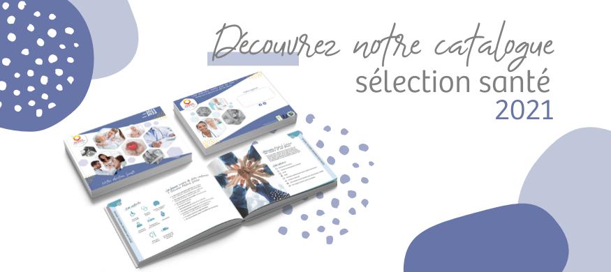 catalogue selection sante 2021 | harmonie medical service