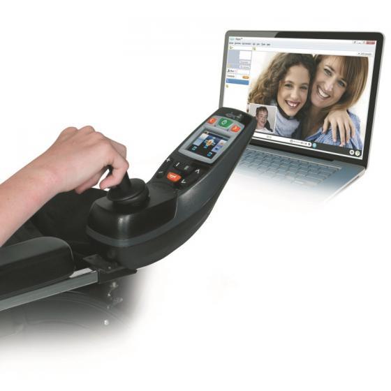 Commande électronique pour fauteuil roulant IPortal Liberté