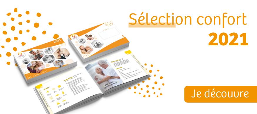 Présentation catalogue Confort 2021 | Harmonie Médical Service