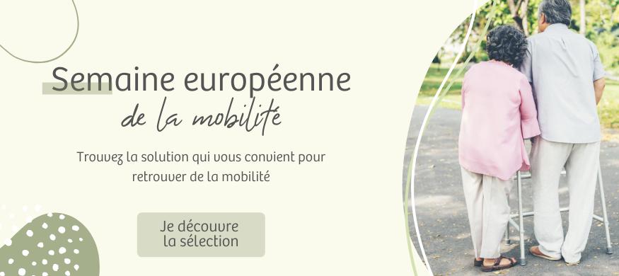 Semaine européenne de la mobilité   Harmonie Médical Service