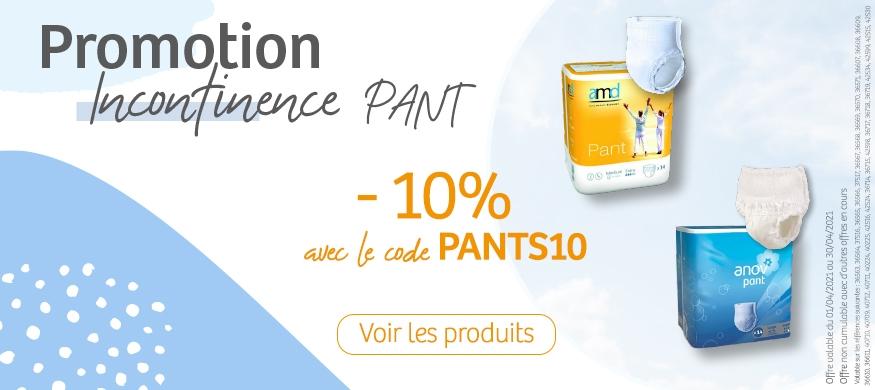 Incontinence Pants | harmonie Médical Service