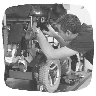 Technicien Handicap HMS