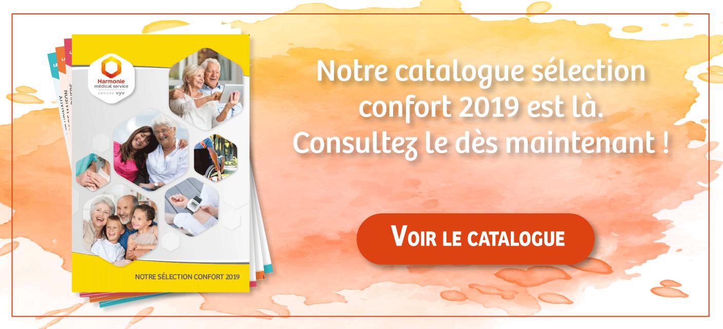 Catalogue sélection confort 2019