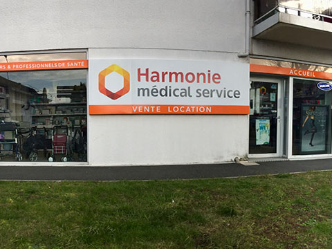 Magasin orthopédique Chambray les Tours | HMS
