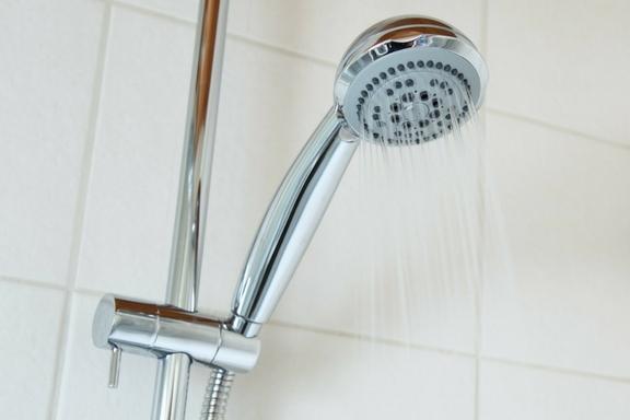 sécuriser l'accès à la douche