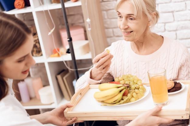 Aide au repas| Harmonie Médical Service