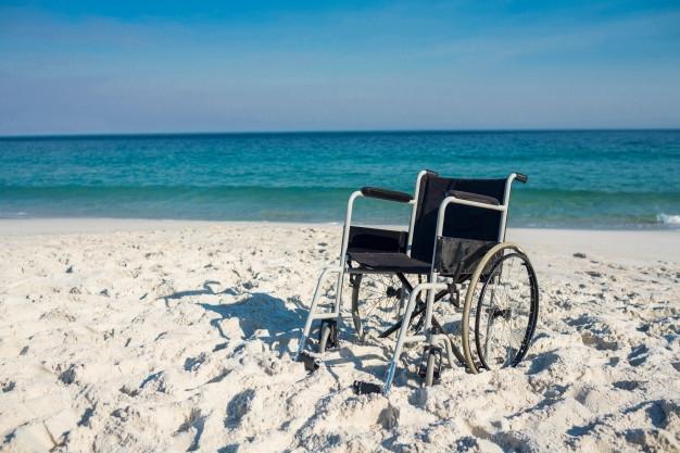 Plages accessibles aux personnes en situation de handicap | Harmonie Médical Service