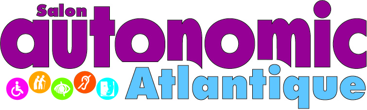 Logo salon autonomic atlantique
