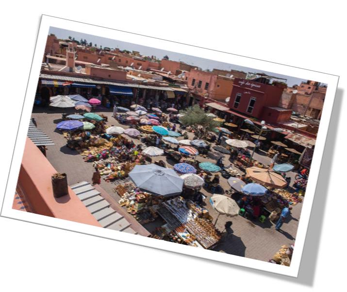 Marché Maroc HandiOasis