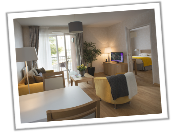 Appartement Domitys