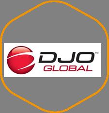 DJO Global | Partenaire Orthopédie HMS