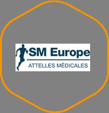 SM Europe | Partenaire Orthopédie HMS