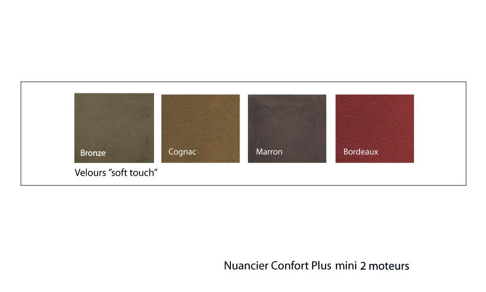Nuancier Confort Plus Mini 2 moteurs