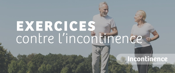Exercices Incontinence