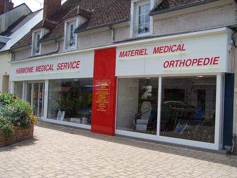 Magasin orthopédique Saint Armand Montrond | HMS