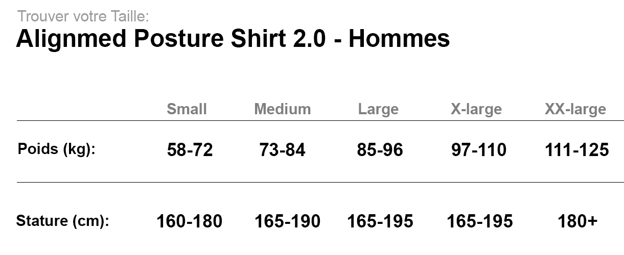 Tee Shirt posture homme